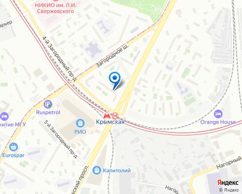 Компьютерная помощь у метро Крымская