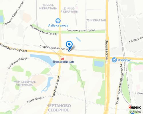 Компьютерная помощь у метро Чертановская