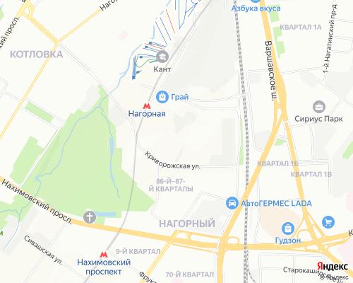Ремонт холодильников в районе Нагорный ( ЮАО )