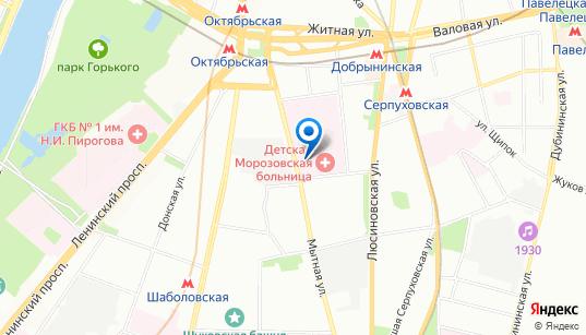 Филиал №2 Морозовской детской городской клинической больницы (бывшая Измайловская ДГКБ)