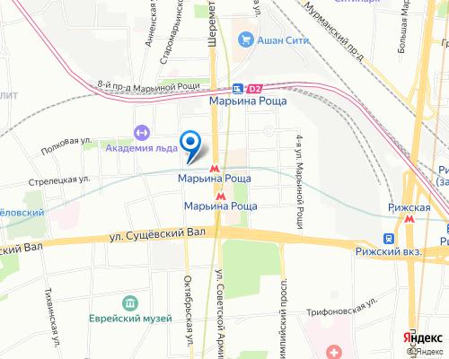 Компьютерная помощь у метро Марьина роща