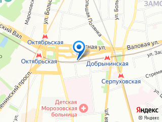 Компьютерная помощь у метро Добрынинская