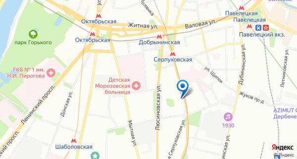 Офис ООО Технодизайн