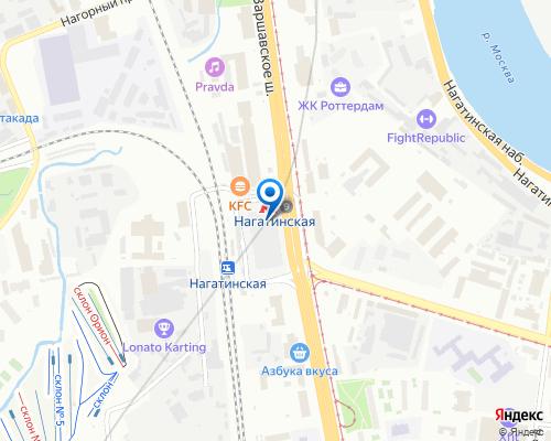 Ремонт холодильников у станции метро Нагатинская