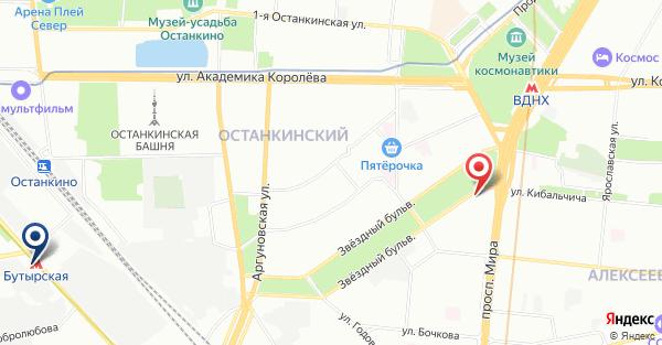 салон эротического массажа Пандора на Бутырской