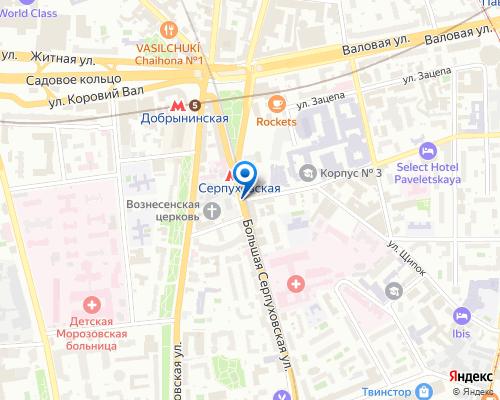 Ремонт холодильников у станции метро Серпуховская