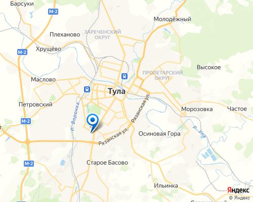 Тойота Центр Тула, Тойота, Тула, ул. Волнянского