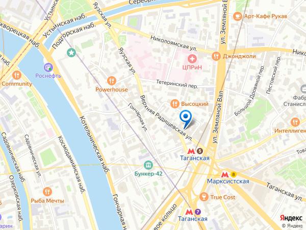 салон эротического массажа Виргиния в центре Москвы