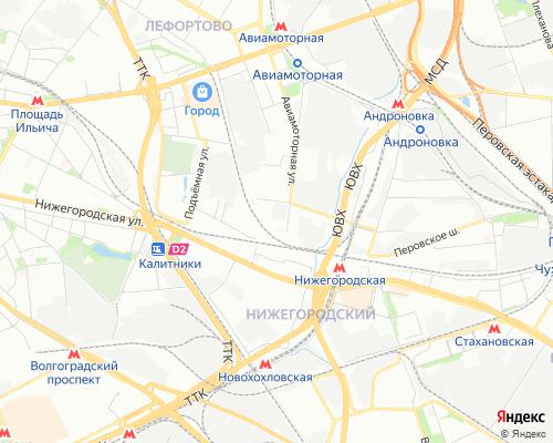 Ремонт холодильников в районе Нижегородский ( ЮВАО )