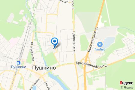 Завод в Пушкино