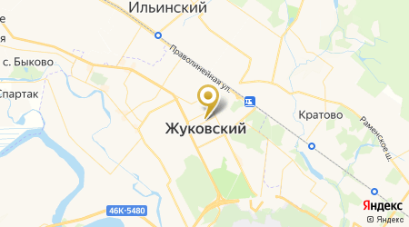 Лестница на металлокаркасе в Жуковском