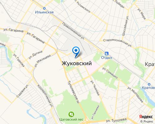 Доставка цветов Жуковский