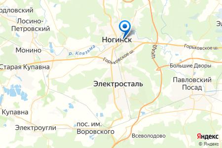 завод в Ногинске
