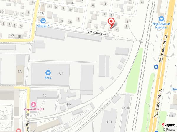 AltcomLine на карте Яндекс