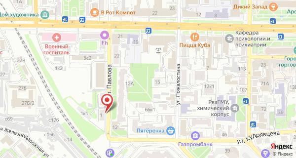 Учебный центр автошколы на  Павлова, 1