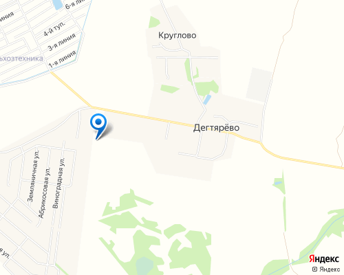 Продаётся участок в Иваново, д. Дегтярёво.