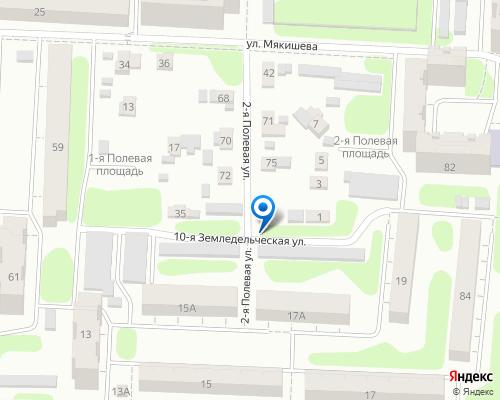 Купить участок в Иваново, ул. 2-я Полевая.