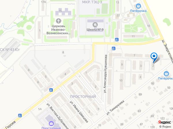 Продаётся квартира в Иваново, Просторный, 2.