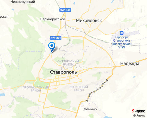 Модус, Мазда, Ставрополь,  ул. Октябрьская
