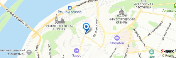 Школа InEnglish в Нижнем Новгороде