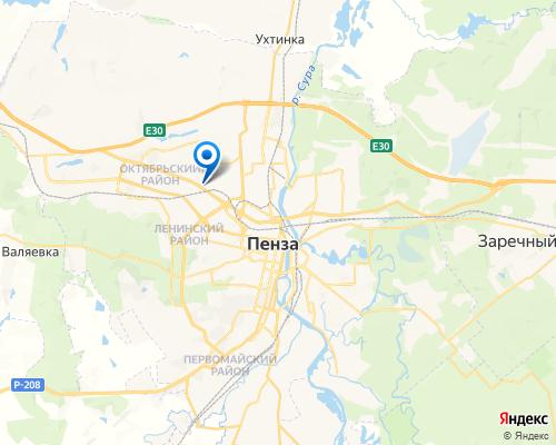 Автолоцман-М, Мазда, Пенза,  ул. Беляева
