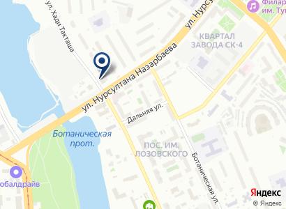 Центр оперативной печати АБАК на карте