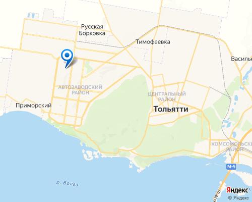 Тойота Центр Тольятти
