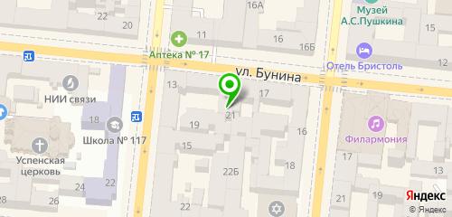 Tommy Gun Барбершоп Одесса на Яндекс Картах