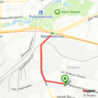 селфи-палка в Киеве (ул. Машиностроительная)