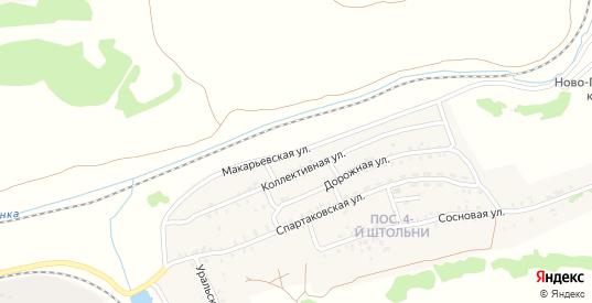 Макарьевская улица в Черемхово с номерами домов на карте. Спутник и схема онлайн