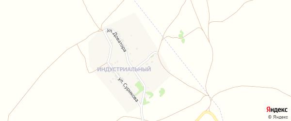 Саянский переулок на карте Черемхово с номерами домов