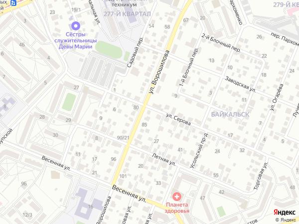 карта ангарска фото с номерами домов лимфатического узла