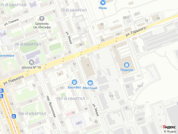 Карта ангарска фото с номерами домов