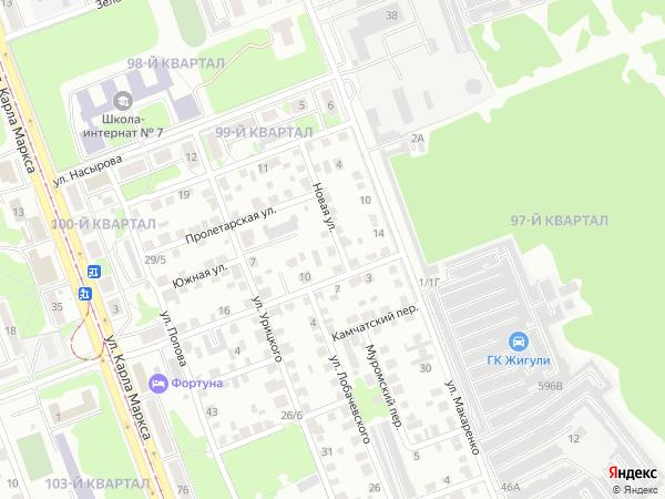 карта ангарска фото с номерами домов одна самых красивых