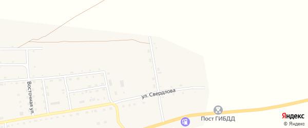 Кооперативная улица на карте села Петропавловки с номерами домов