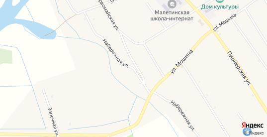 Набережная улица в Петровске-Забайкальском с номерами домов на карте. Спутник и схема онлайн