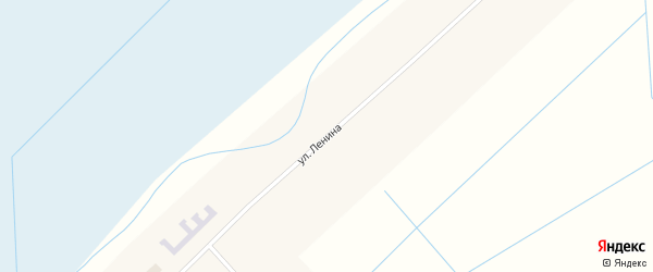 Улица Ленина на карте улуса Баянгла с номерами домов