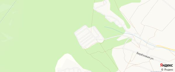 Территория дпк Солнышко на карте Читинского района Забайкальского края с номерами домов