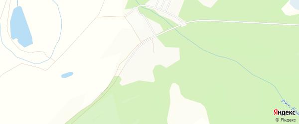 Территория ТСН Луч на карте Читинского района Забайкальского края с номерами домов