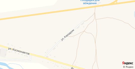 Улица Аэродром в Нерчинске с номерами домов на карте. Спутник и схема онлайн