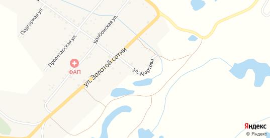Улица Мартова в Балее с номерами домов на карте. Спутник и схема онлайн