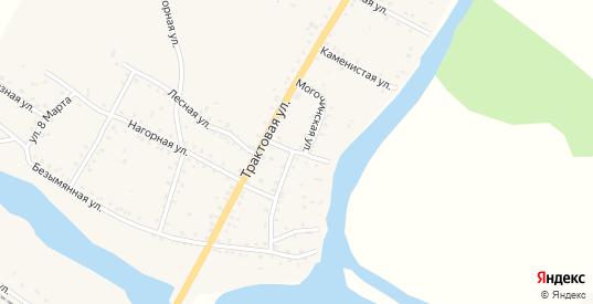 Могочинская улица в Могоче с номерами домов на карте. Спутник и схема онлайн