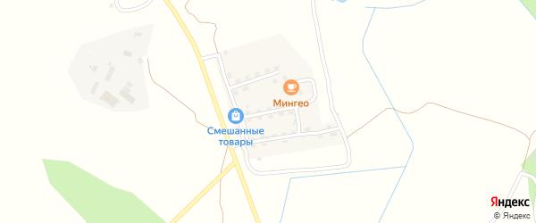 Зейская улица на карте Первомайского села Амурской области с номерами домов
