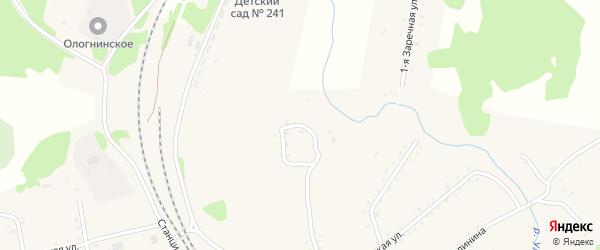 Инкубаторная улица на карте села Тыгды с номерами домов