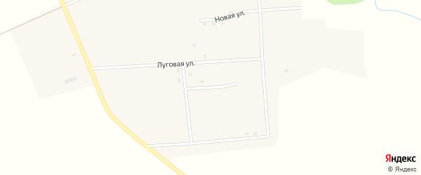 Улица Животноводов на карте села Винниково Амурской области с номерами домов