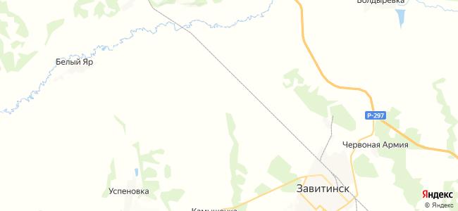 Тур на карте