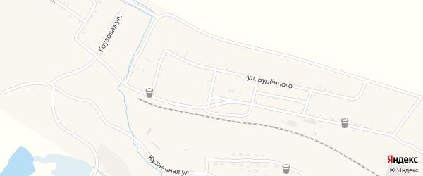 Торфяной переулок на карте Райчихинска с номерами домов