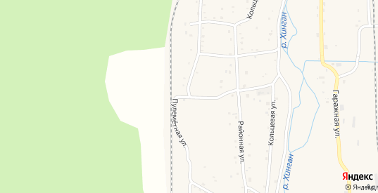 Пулеметная улица в Облучье с номерами домов на карте. Спутник и схема онлайн