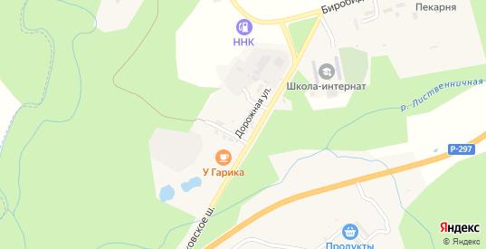 Дорожная улица в Облучье с номерами домов на карте. Спутник и схема онлайн