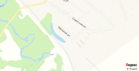 Овощная улица в селе Борисовка в Уссурийске с номерами домов на карте. Спутник и схема онлайн